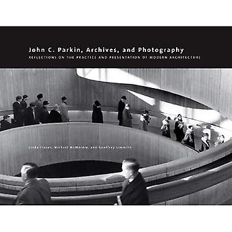 John C. Parkin, Archives & Photography (Art in Profile: Canadian Art and Archite)