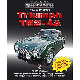 How to Improve Triumph TR2-4A�(SpeedPro)