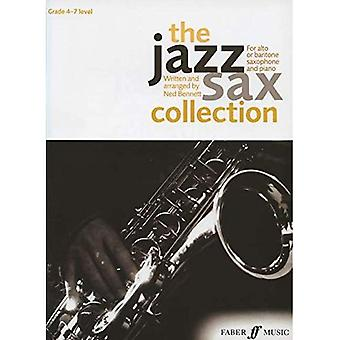 Samlingen Jazz Sax: (Alto eller barytonsaxofon)