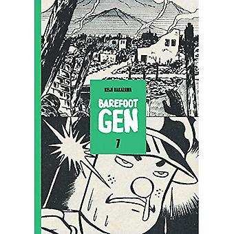 Barefoot Gen Volume 7: Hardcover Edition (Barefoot Gen)