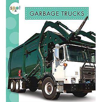 Garbage Trucks (Spot Mighty� Machines)