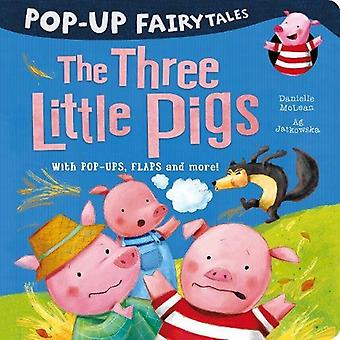 Pop-Up Fairytales: The Three Little Pigs (Pop-Up Fairytales)