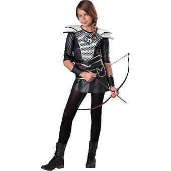 Midnight Huntress Child Costume