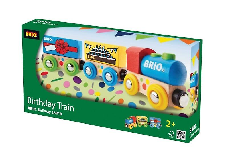 BRIO 33818 Birthday Train 33818