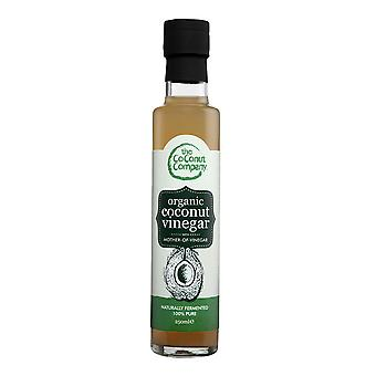 L'aceto di cocco biologico di cocco società - madre di aceto 250 ml