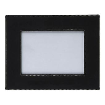 David Van Hagen Leatherette Landscape Photo Frame 7x5 - Black