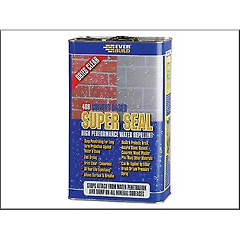 Everbuild Super Seal (Außenwand Siegel) 5 Liter