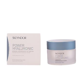 POWER HYALURONIC intensive moisturizing cream