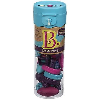 B. Toys Beauty Pops Jewellery Craft Set - Turquoise