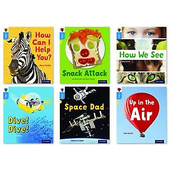 Oxford Reading Tree Infact - Oxford Level 3 - Mixed Pack of 6 by Becca
