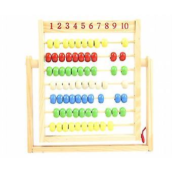 Wooden Abacus 18cm X 18cm