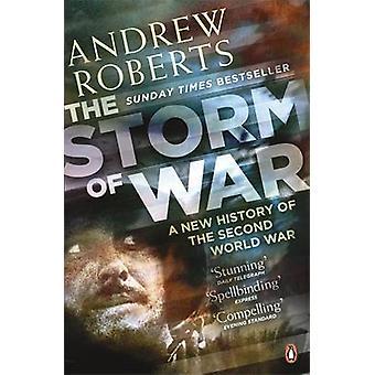 عاصفة الحرب-تاريخ جديد من الحرب العالمية الثانية روب أندرو