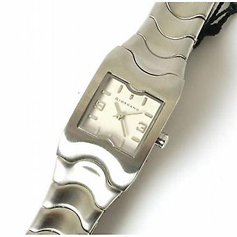 Giordano White Dial Bracelet Strap Ladies Dress Watch 2068-2