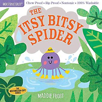 Indestructibles: The Itsy Bitsy Spider (indestructibles)