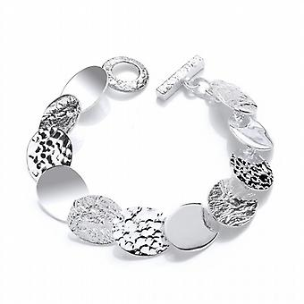 Cavendish French Silver Ovals Bracelet