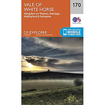 Abingdon - Wantage and Vale of White Horse by Ordnance Survey - 97803