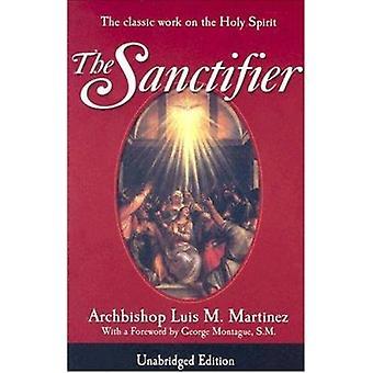 The Sanctifier by Martinez - Luis M. - 9780819874122 Book