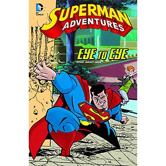 Superman Adventures - Eye to Eye by Scott McCloud - Rick Burchett - Te