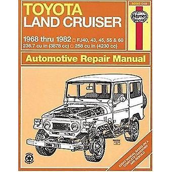 Toyota Land Cruiser (68-82) Automotive Repair Manual - 1968 to 1982 (3