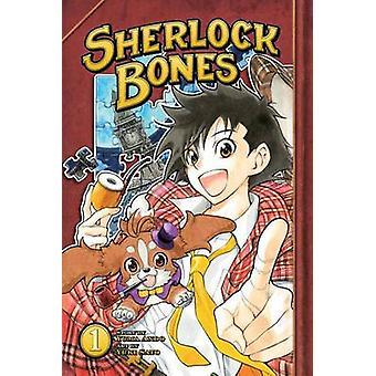 Sherlock Bones - Vol. 1 by Yuma Ando - 9781612624440 Book