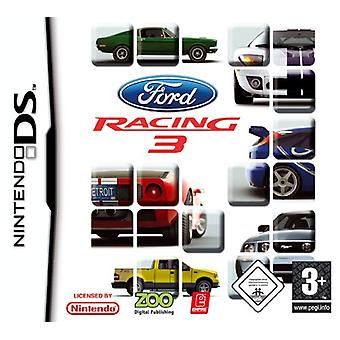 Ford Racing 3 (Nintendo DS)