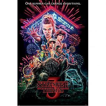 Stranger Things 3 Poster 133
