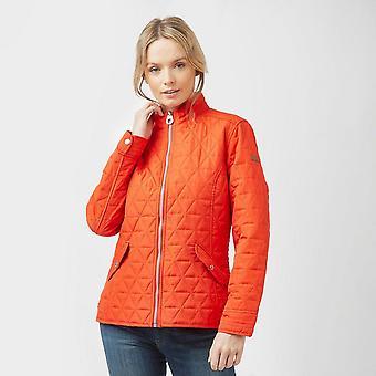 Ny Regatta Women ' s Cressida isolert Jacket Orange