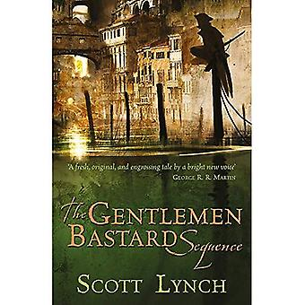 The Gentleman ba*tard Sequence: The Lies of Locke Lamora, Red Seas Under Red Skies, The Republic of Thieves