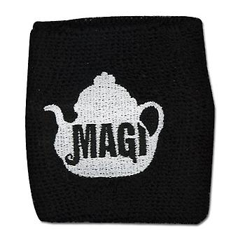 Sweatband - Magi The Labyrinth of Magic - New Logo Magic Pot Anime ge64525