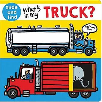 What's In My Truck? by Roger Priddy - 9781783417063 Book