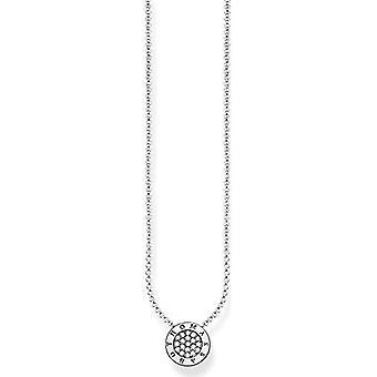 Thomas Sabo 925 Silver White Ball Zirconia cubic SCKE150148