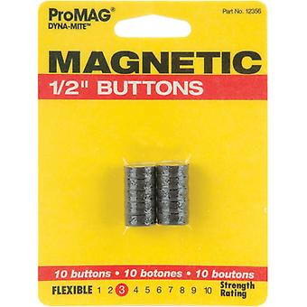 Dyna Mite Magnetic Buttons 1 2