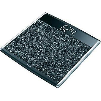Digital bathroom scales Beurer Beurer Personanwaage PS 890 Weight range=150 kg Pebble grey