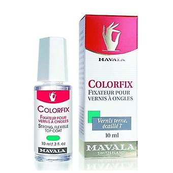 Couche de finition Mavala color fix 10 ml