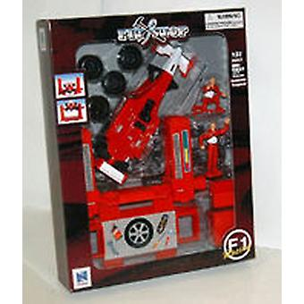 Dimasa Formula I Kit (Toys , Vehicles And Tracks , Mini Vehicles , Cars)