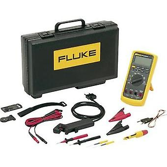 Handheld multimeter digital Fluke 88V/A Calibrated to: Manufacturer standards Vehicle testing CAT III 1000 V, CAT IV 600
