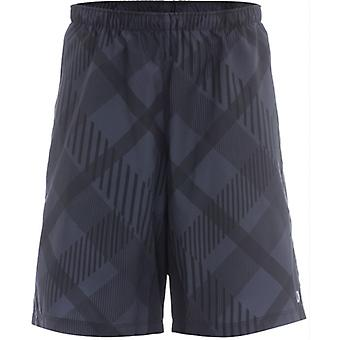 "Wilson Rush Plaid 8"" Short Boys WRA729403"