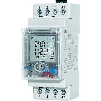 Operating voltage: 230 Vac ENTES DTR-20 2 change-overs 16 A