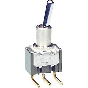 NKK Switches M2012SS2G45 3A Miniature Toggle Switch, , 250Vac