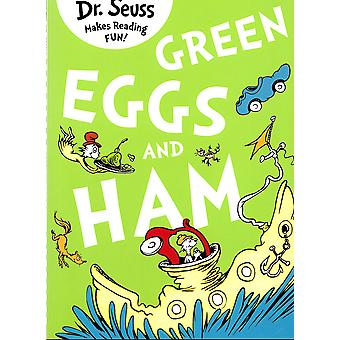 Green Eggs and Ham by Dr Seuss (Paperback)