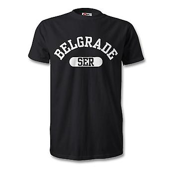 Belgrade Serbia City Kids T-Shirt