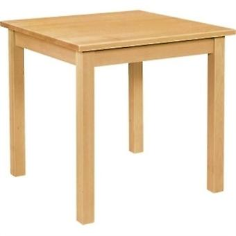 Eaton Square Natural Wood Table