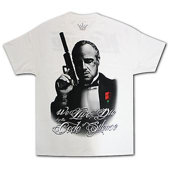 Mafioso Silencer T-Shirt White