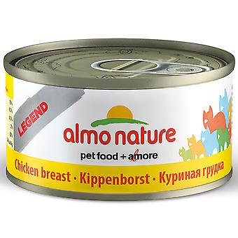 Almo Nature Hfc Natural Cat Adult Chicken Breast 70g (Pack of 24)
