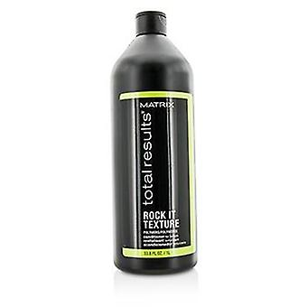 Matrix Total Results Rock It Texture Polymers Conditioner (For Texture) - 1000ml/33.8oz