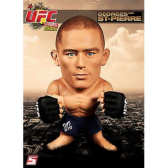 Round 5 UFC Titans Wave 1 Action Figure - Georges St-Pierre