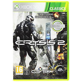 Crysis 2 II spill Classic Edition Xbox 360-spill