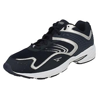 Mens Hi-Tec Lace Up Sports Trainers Response