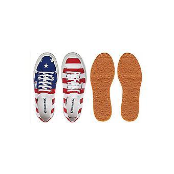 Superga 2750 COTU-Sneakers drapeau USA unisexe S007X80