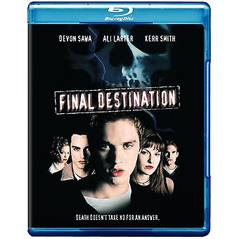 Final Destination [BLU-RAY] USA import